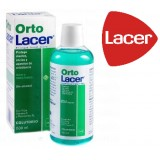 Enjuague Bucal Orto 500ml Lacer