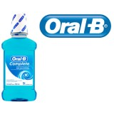 Enjuague Bucal Complete sin Alcohol 350ml Oral B