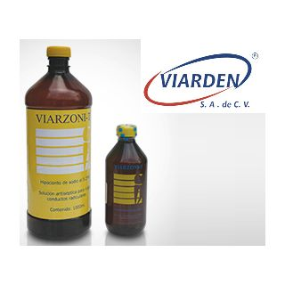 Viarzoni-t Solución Antiséptica 250ml Viarden