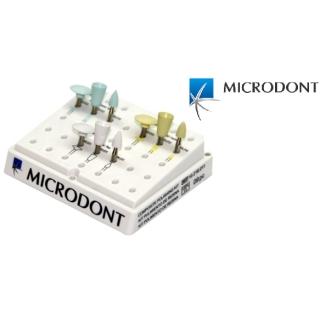 Kit para Pulir Resina Microdont