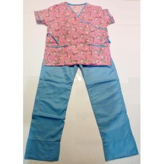 Pijama Mujer Mediana Muelitas
