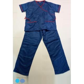 Pijama Hombre Mediana Azul