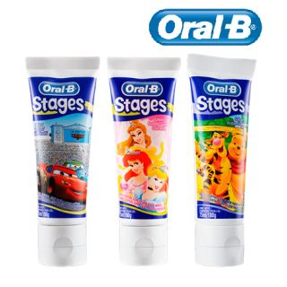 Pasta Stages Oral B