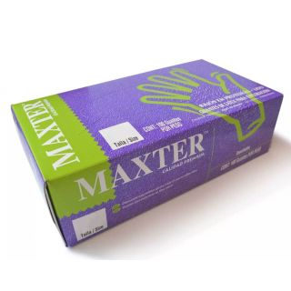 Guantes mentolados Maxter