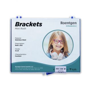 Brackets Roentgen Mini Roth...