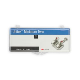 Brackets Miniature Twin Metal
