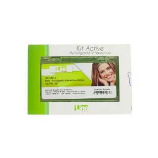Kit de Brackets Active Iline .022