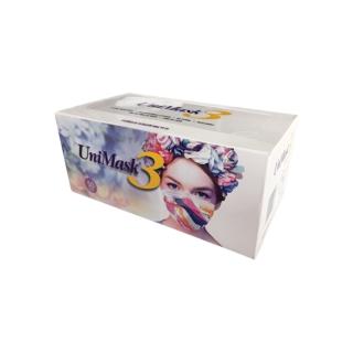 Caja de cubreboca Multicolor