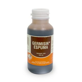 Germisin Espuma NF 120ml...