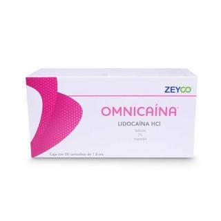 Anestesia Omnicaína 2%...