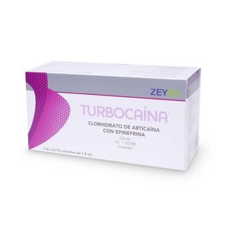 Anestesia Turbocaína 4%...