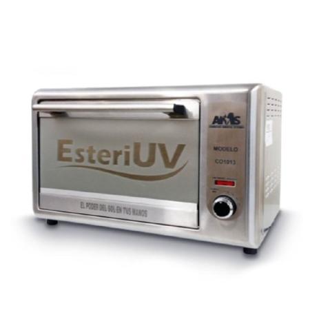 EsteriUV Esterilizador en frio por Rayos UV
