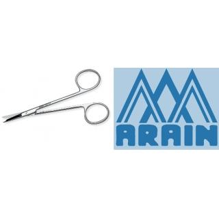 Tijera para sutura Arain