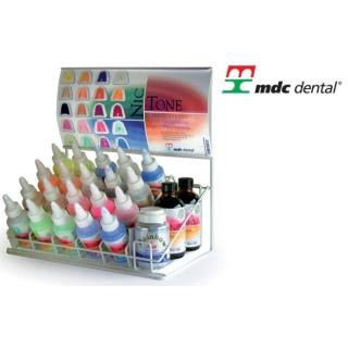 Estuche Profesional Acrílicos de Ortodoncia Rápido Nic Tone