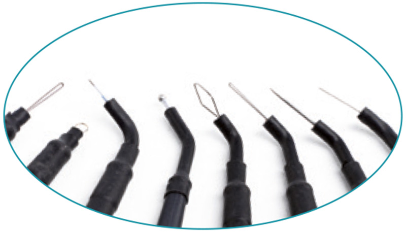 Electrobisturi Puntas