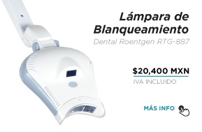 Lámpara de blanqueamiento Roentgen