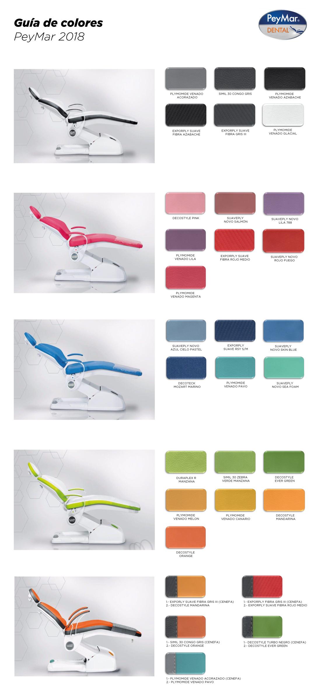 Guia de Colores Peymar